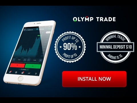 olymp trade for ios