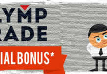 Olymp Trade bonus