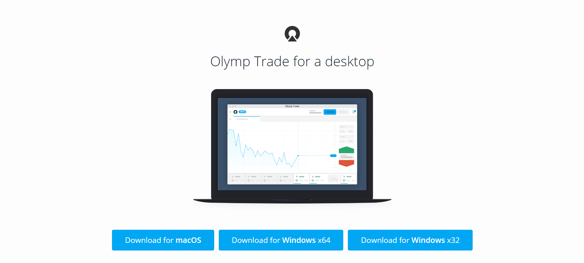 olymp trade for pc
