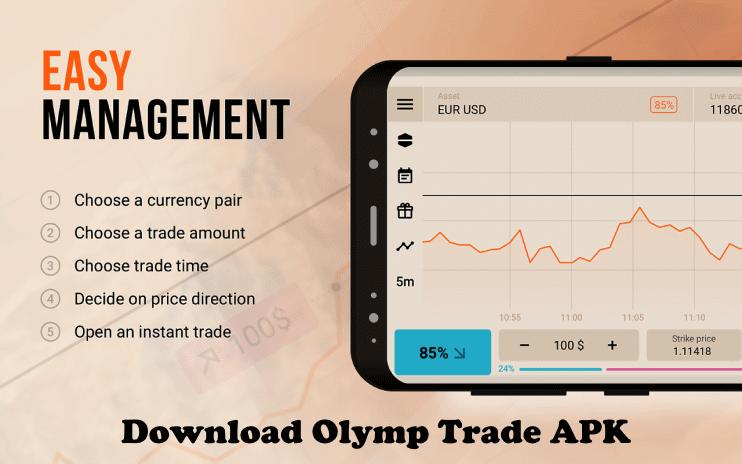 Olymp Trade apk