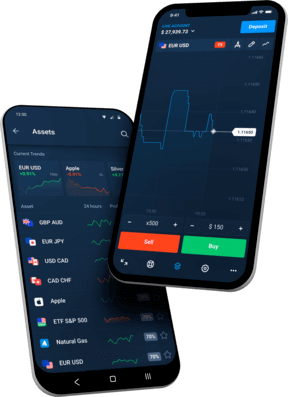 Olymp Trade mobile app
