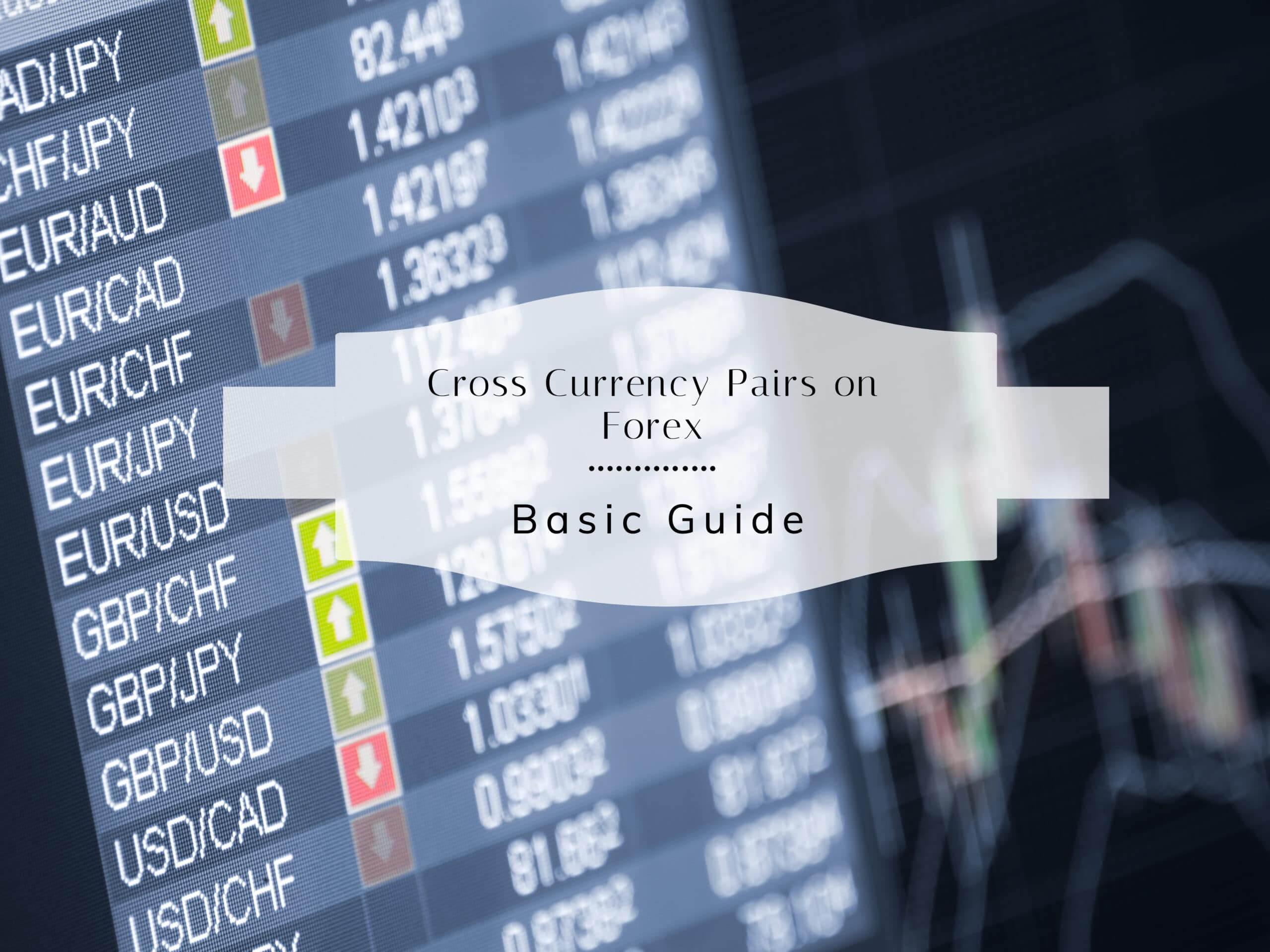 Cross Currency Pairs on Forex