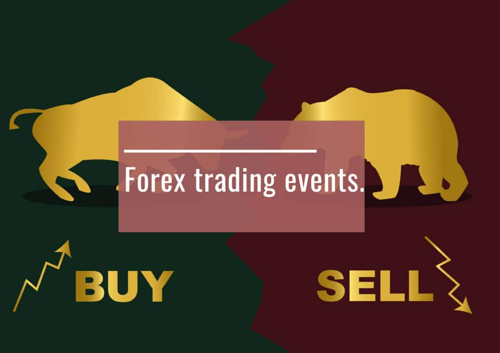 Forex trading events