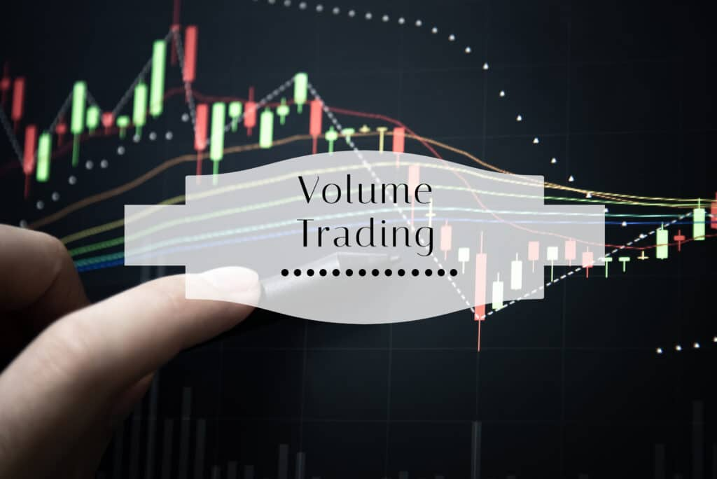 Trading volume analysis