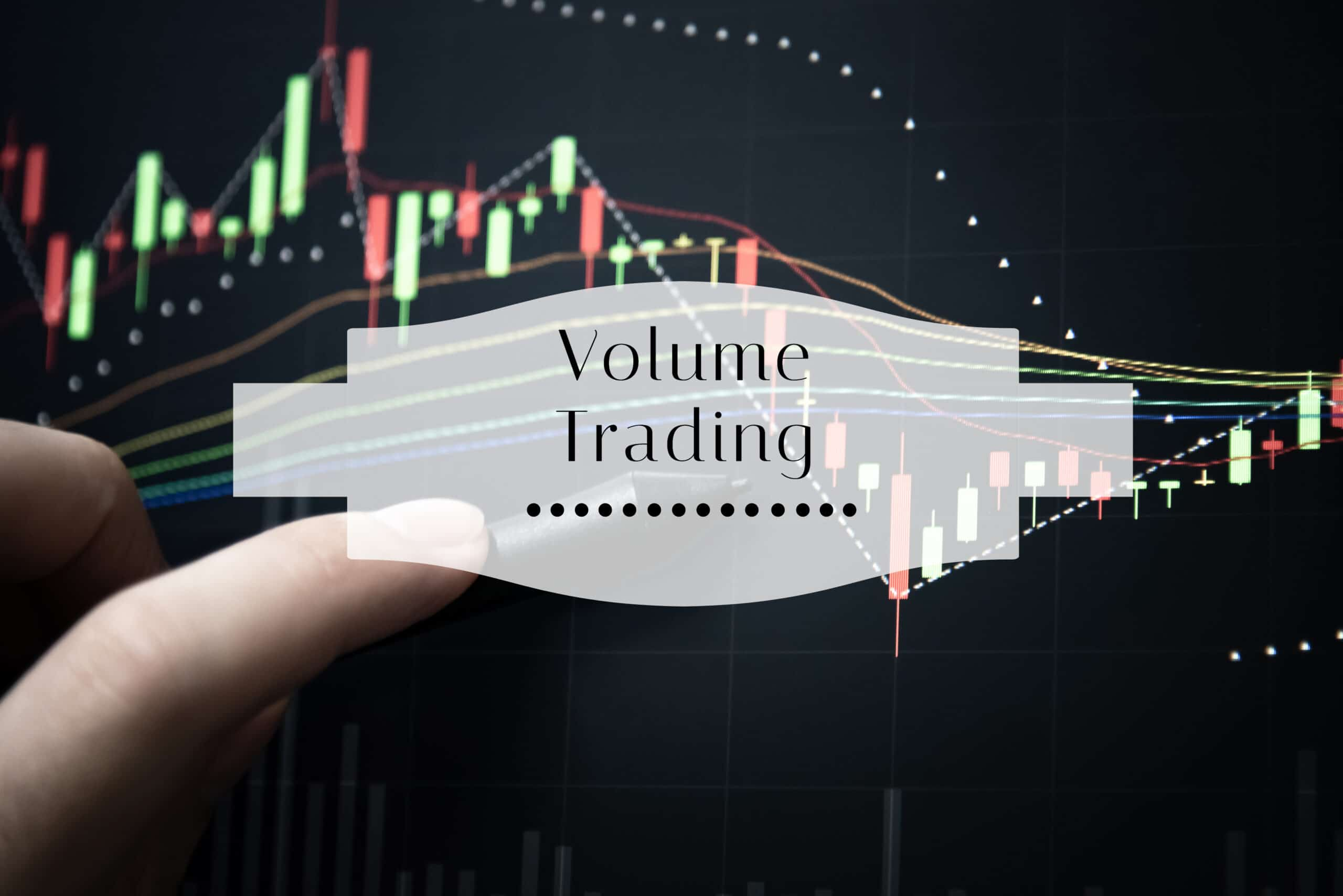 Trading volume analysis