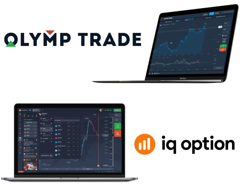 Olymp Trade VS IQ Option 2021