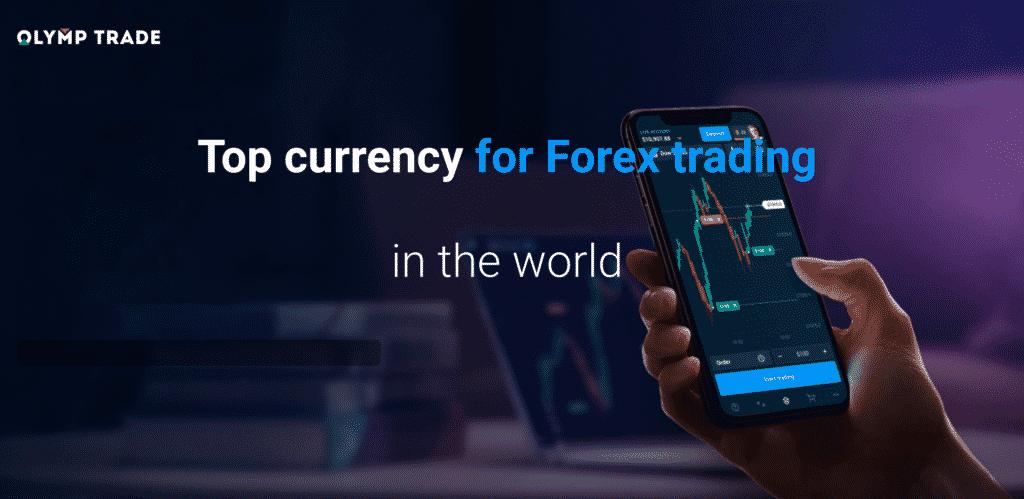 moeda principal para negociação no mundo