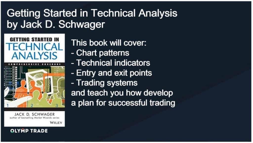 """""""Iniciarse en el análisis técnico"""" de Jack Schwager"""