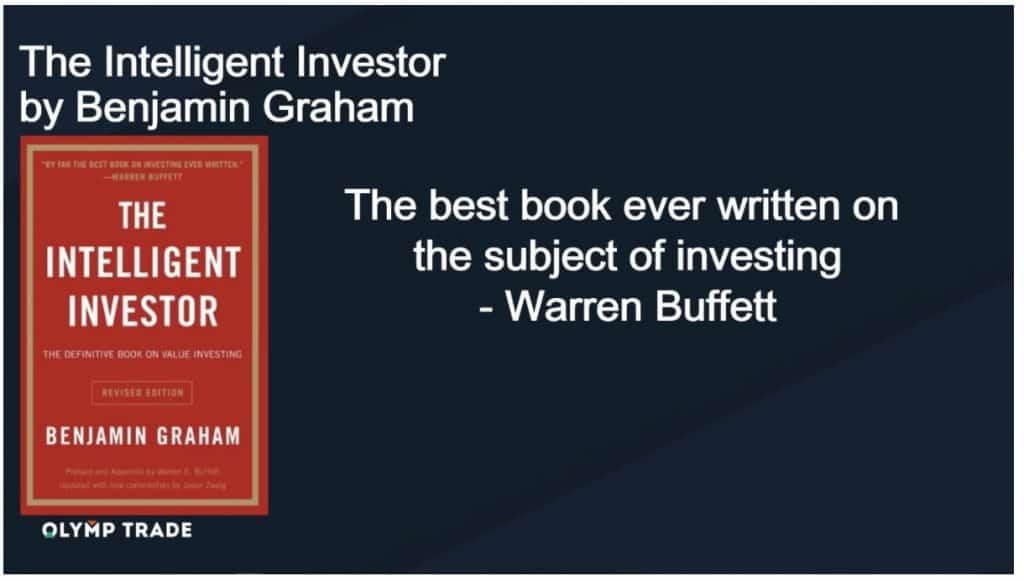 """The Intelligent Investor 'oleh Benjamin Graham"