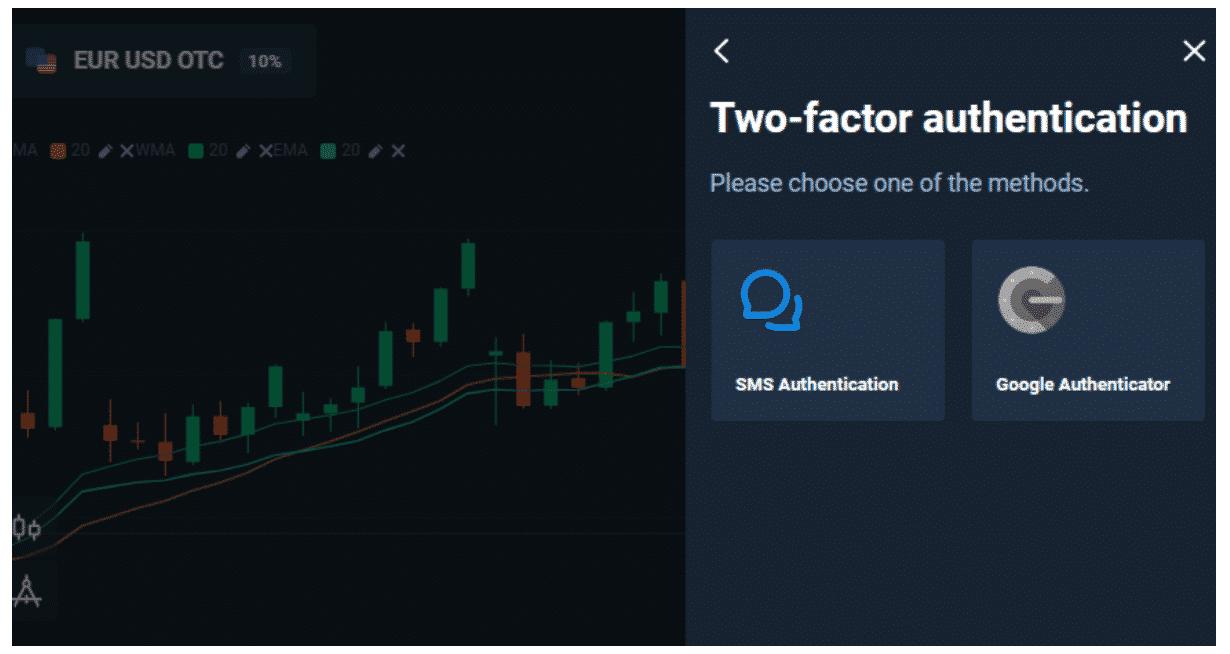 autenticação de dois fatores