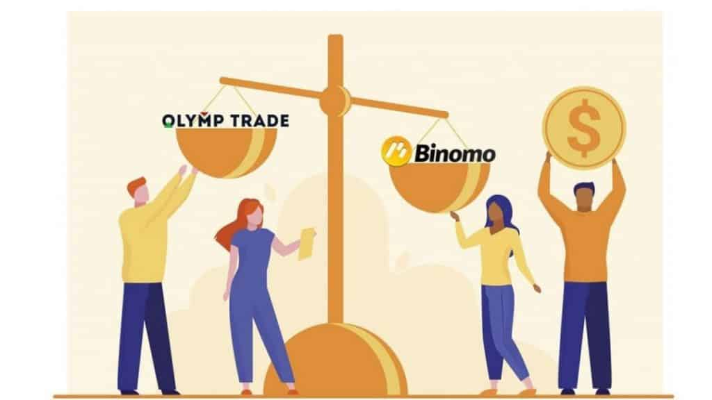 Binomo vs Olymp Trade