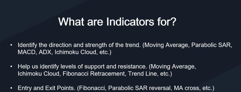 Para que servem os indicadores?